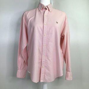 Ralph Lauren Sport Button Down Oxford Shirt  VGC
